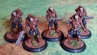 Martian Banshees - Front