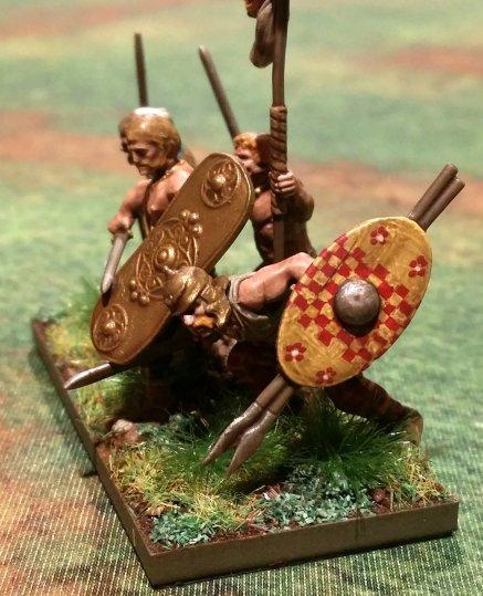 'Wild Gauls' (4Wb)